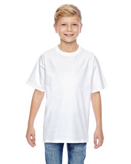 Youth 4.5 Oz., 100% Ringspun Cotton Nano-T® T-Shirt-