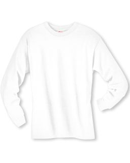 Adult 6.1 Oz. Long-Sleeve Beefy-T®-Hanes