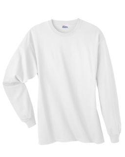 Mens 5.2 Oz. Comfortsoft® Cotton Long-Sleeve T-Shirt-