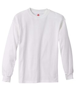 Youth 6 Oz. Authentic-T Long-Sleeve T-Shirt-