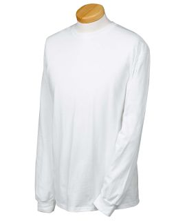 Adult 6 Oz. Authentic-T Long-Sleeve T-Shirt-Hanes