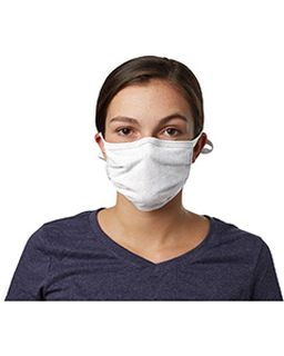 Adult 2-Ply Adjustable Mask-Hanes
