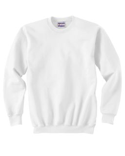 Adult 9.7 Oz. Ultimate Cotton® 90/10 Fleece Crew-Hanes