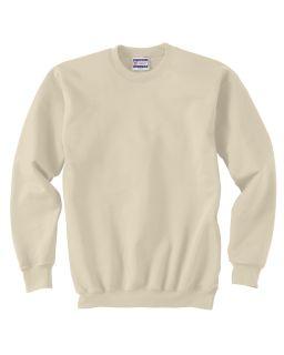 Adult Ultimate Cotton® 90/10 Fleece Crew-Hanes