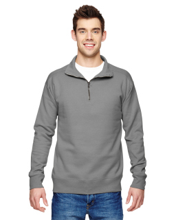 Adult 7.2 Oz. Nano Quarter-Zip-Hanes