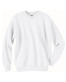 Adult 7.8 Oz. Ecosmart® 50/50 Fleece Crew-Hanes