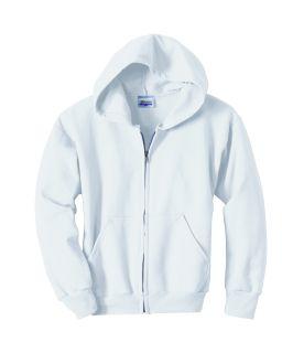 Youth 7.8 Oz. Ecosmart® 50/50 Full-Zip Hood-