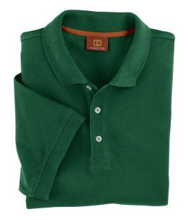 Mens 6.5 Oz. Ringspun Cotton Pique Short-Sleeve Polo-
