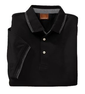 Mens 5.9 Oz. Cotton Jersey Short-Sleeve Polo With Tipping-