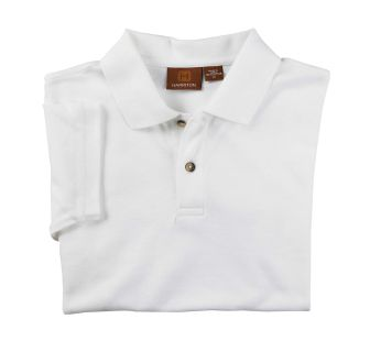 Youth 6 Oz. Ringspun Cotton Pique Short-Sleeve Polo-