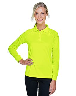 Ladies Advantage Snag Protection Plus Long-Sleeve Tactical Polo-