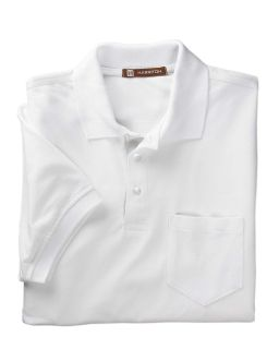 Mens 5.6 Oz. Easy Blend� Polo With pocket-