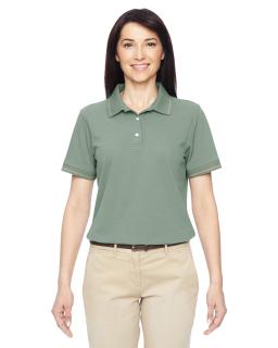 Ladies 5.6 Oz. Tipped Easy Blend™ Polo-Harriton