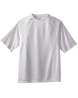 Adult 4.2 Oz. Athletic Sport Colorblock T-Shirt-Harriton