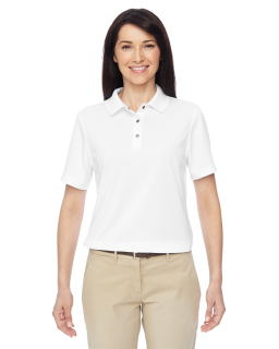 Ladies Advantage Snag Protection Plus Il Snap Placket Polo-