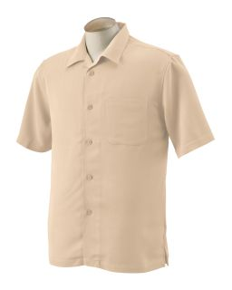 Mens Bahama Cord Camp Shirt-