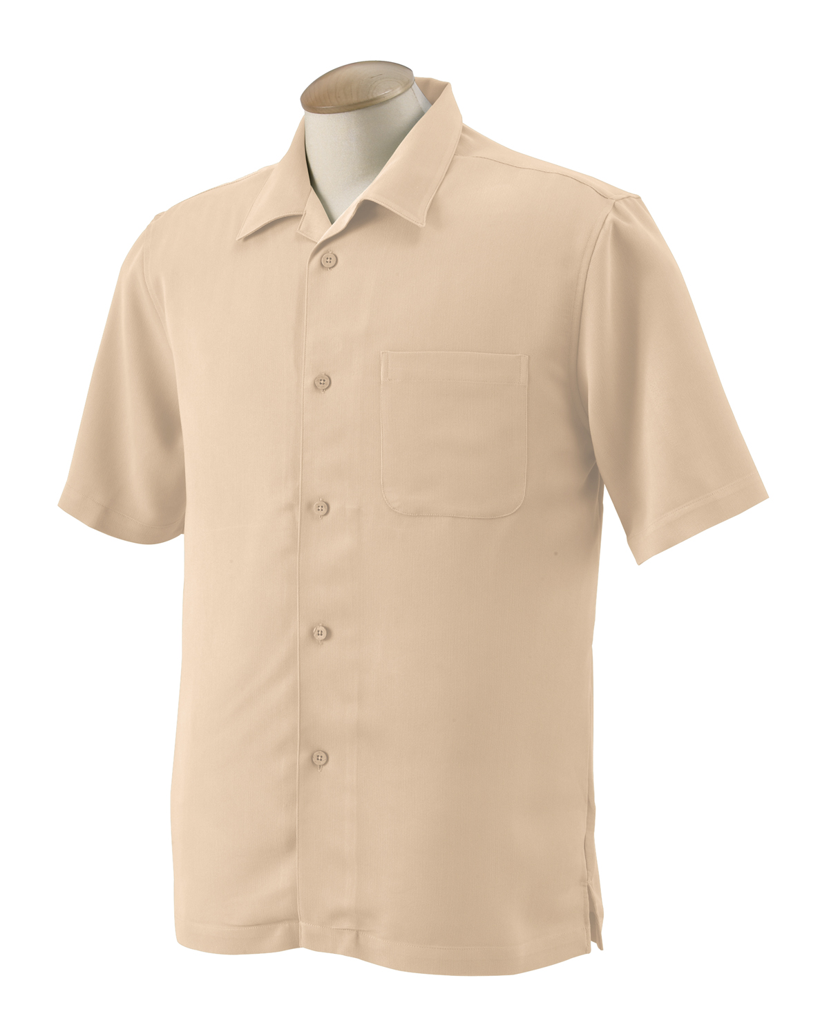 56df95c6a2d Buy Mens Bahama Cord Camp Shirt - Harriton Online at Best price - IL
