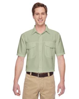 Mens Key West Short-Sleeve Performance Staff Shirt-