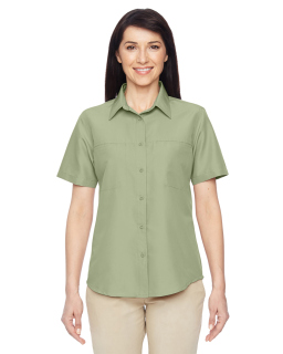 Ladies Key West Short-Sleeve Performance Staff Shirt-