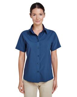 Ladies Paradise Short-Sleeve Performance Shirt-
