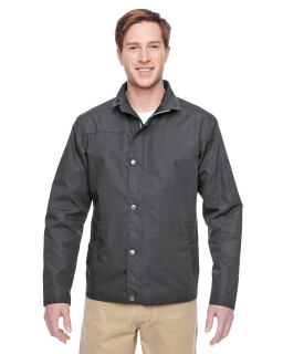 Mens Auxiliary Canvas Work Jacket-