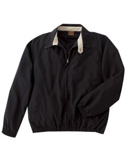 Adult Microfiber Club Jacket-Harriton