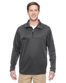 Adult Task Performance Fleece Quarter-Zip Jacket-Harriton