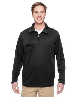 Adult Task Performance Fleece Quarter-Zip Jacket-