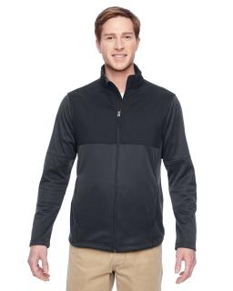 Mens Task Performance Fleece Full-Zip Jacket
