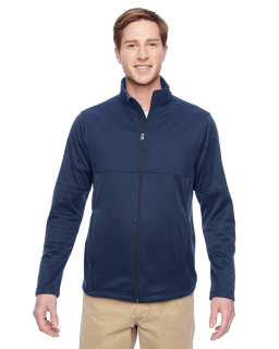 Mens Task Performance Fleece Full-Zip Jacket-