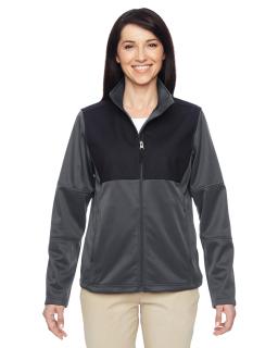 Ladies Task Performance Fleece Full-Zip Jacket