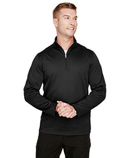 Mens Advantage Snag Protection Plus Il Quarter-Zip-