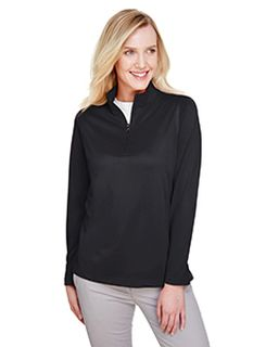 Ladies Advantage Snag Protection Plus Il Quarter-Zip-