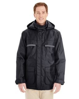 Adult Axle Insulated Cargo Jacket-Harriton