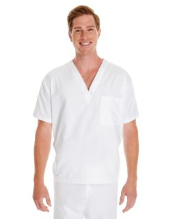 Adult Restore 4.9 Oz. Scrub Top-Harriton