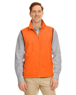 Adult 8 Oz. Fleece Vest-Harriton