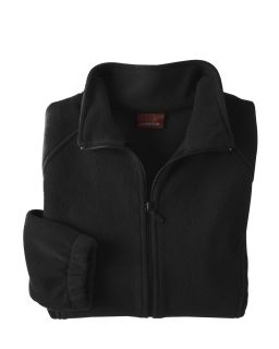 Ladies 8 Oz. Full-Zip Fleece-Harriton