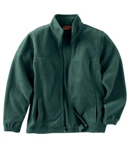 Youth 8 Oz. Full-Zip Fleece-