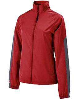 Ladies Polyester Bionic Jacket-Holloway
