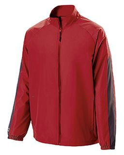 Adult Polyester Bionic Jacket-Holloway