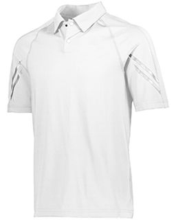 Unisex Dry-Excel� Spandex Knit Flux Polo T-Shirt-