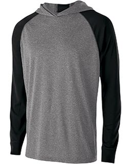 Unisex Dry-Excel� Echo Hooded T-Shirt-