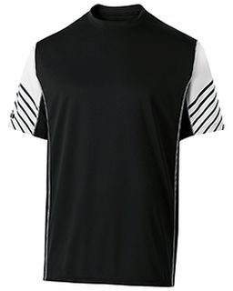 Unisex Dry-Excel™ Arc Short-Sleeve Training Top-Holloway