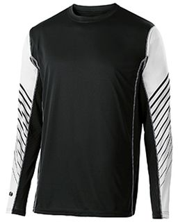 Youth Dry-Excel� Arc Long-Sleeve Training Top-Holloway
