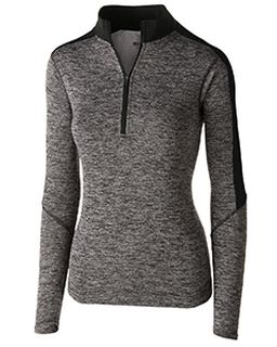 Ladies Electrfy 1/2 Zip Pullover-