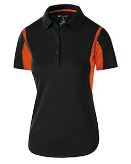 Ladies Dry-Excel™ Integrate Sports Polo-Holloway