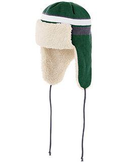 Acrylic Rib Knit Comeback Trapper Beanie-Holloway