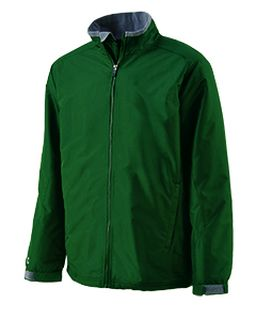 Adult Polyester Full Zip Scout 2.0 Jacket-Holloway