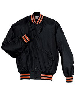 Adult Polyester Full Snap Heritage Jacket-Holloway