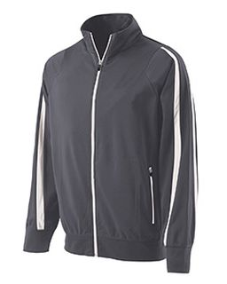 Adult Polyester Full Zip Determination Jacket-